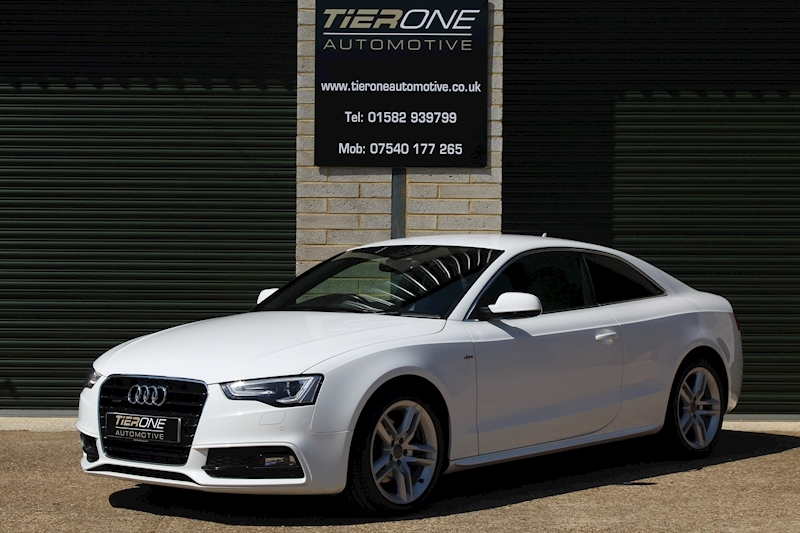 A5  S LINE TDI QUATTRO Coupe 2.0 Manual Diesel
