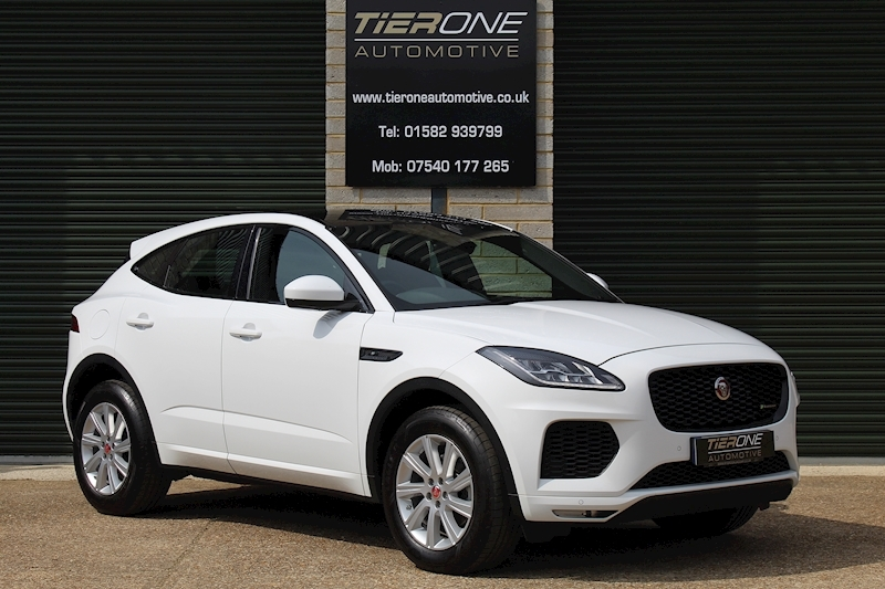 Jaguar E-Pace R-DYNAMIC S D180 AWD - Large 7