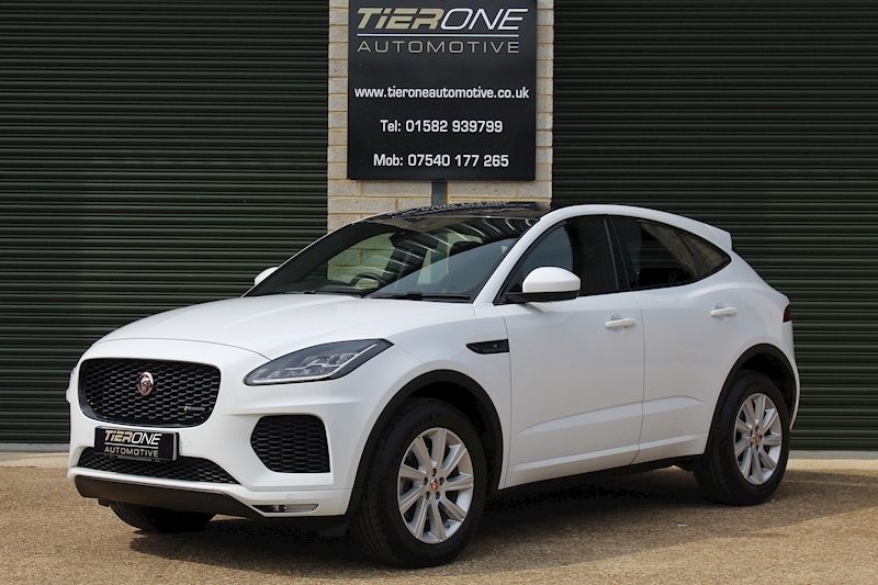 Jaguar E-Pace R-DYNAMIC S D180 AWD - Large 0