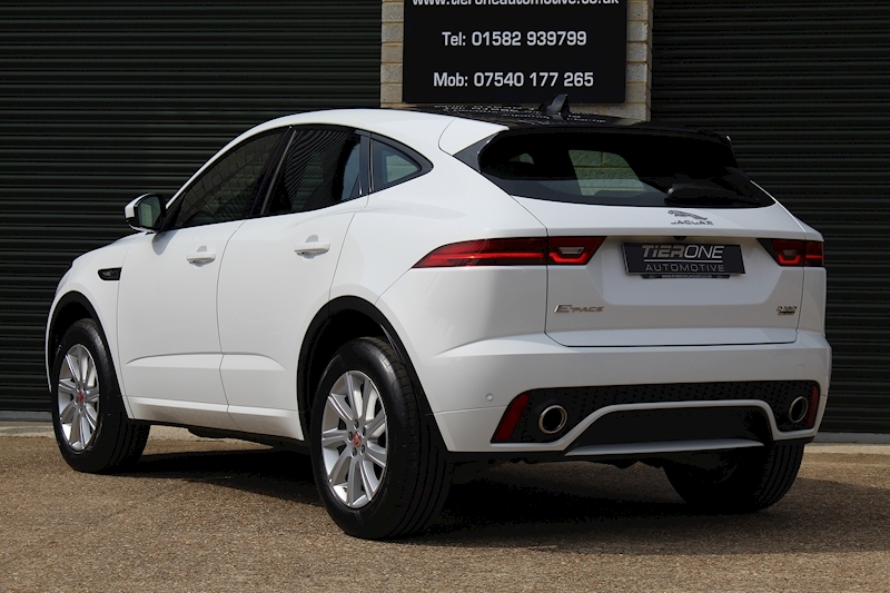 Jaguar E-Pace R-DYNAMIC S D180 AWD - Large 28