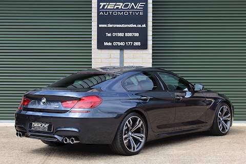 M6 Gran Coupe  Coupe 4.4 Automatic Petrol