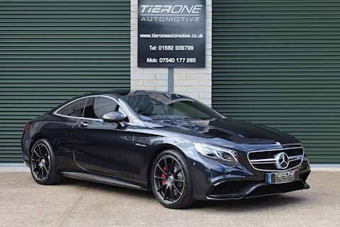Mercedes-Benz S63 Amg - Large 7