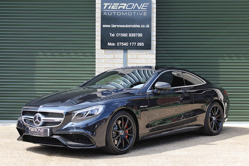 Mercedes-Benz S63 Amg - Large 0