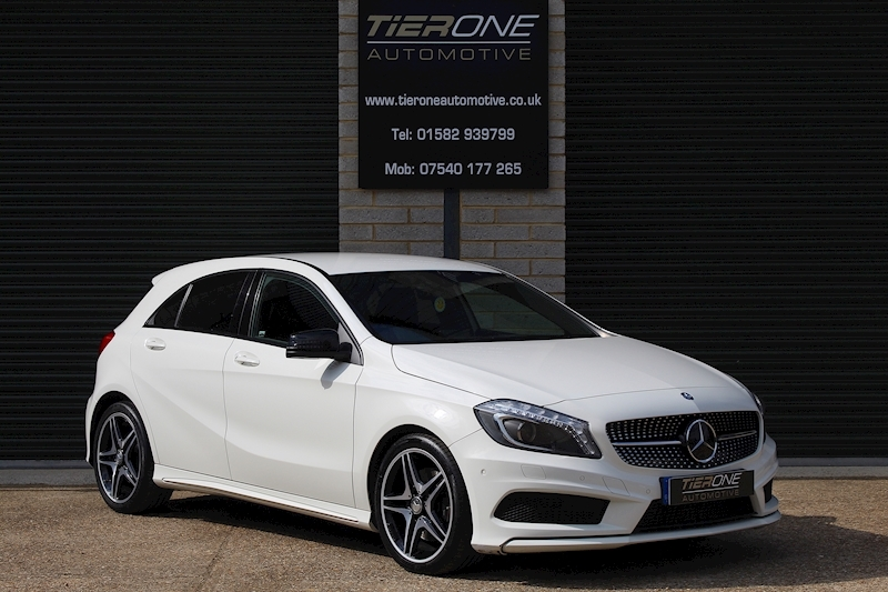 Mercedes-Benz A Class A220 AMG NIGHT EDITION CD - Large 7