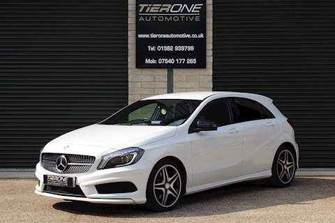 Mercedes-Benz A Class A220 AMG NIGHT EDITION CD - Large 0