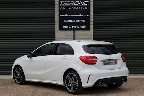 Mercedes-Benz A Class A220 AMG NIGHT EDITION CD - Large 8