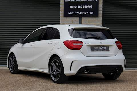 Mercedes-Benz A Class A220 AMG NIGHT EDITION CD - Large 18
