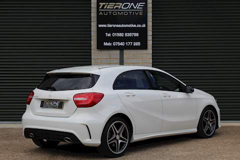 Mercedes-Benz A Class A220 AMG NIGHT EDITION CD - Large 1