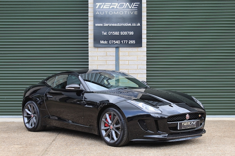 Jaguar F-Type S V6 AUTO - Large 7