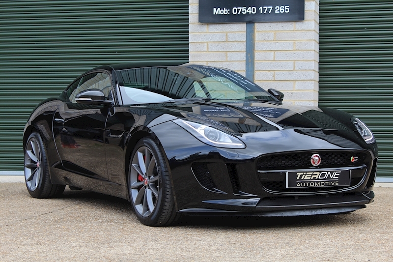 Jaguar F-Type S V6 AUTO - Large 26