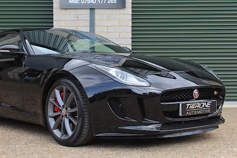 Jaguar F-Type S V6 AUTO - Large 22