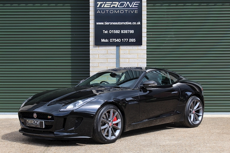 Jaguar F-Type S V6 AUTO - Large 0
