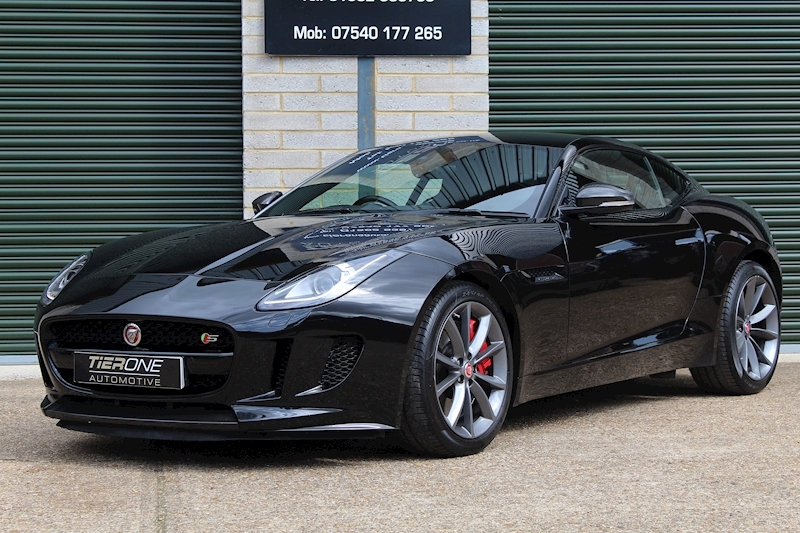 Jaguar F-Type S V6 AUTO - Large 28