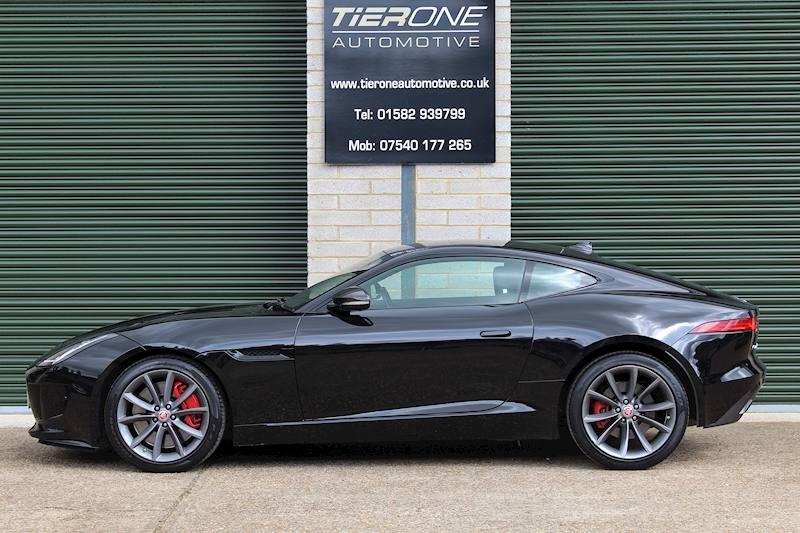 Jaguar F-Type S V6 AUTO - Large 9