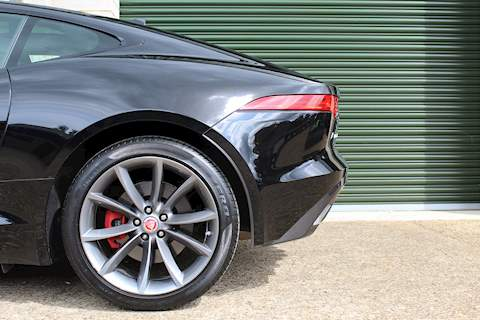 Jaguar F-Type S V6 AUTO - Large 31