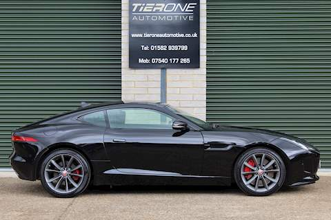 Jaguar F-Type S V6 AUTO - Large 2