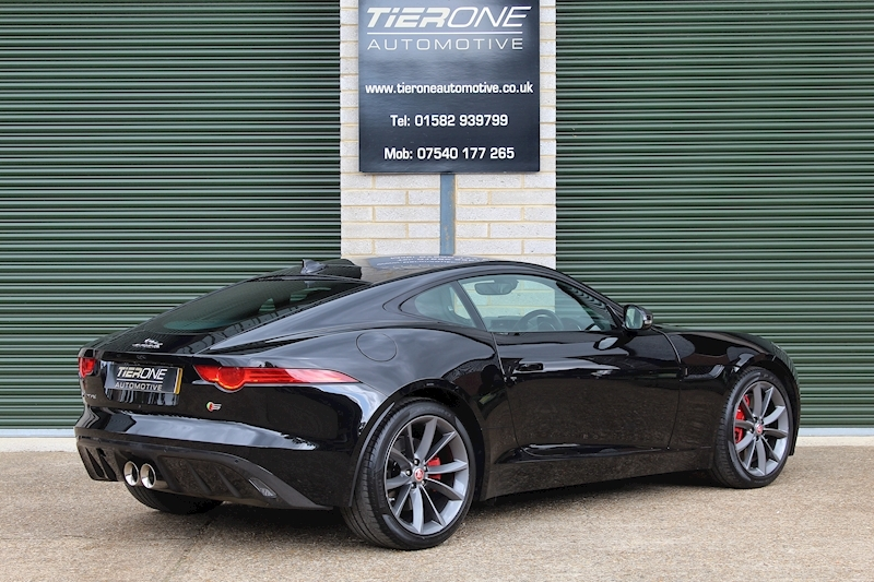 Jaguar F-Type S V6 AUTO - Large 1