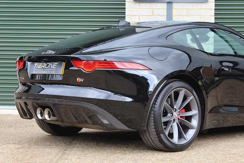 Jaguar F-Type S V6 AUTO - Large 21