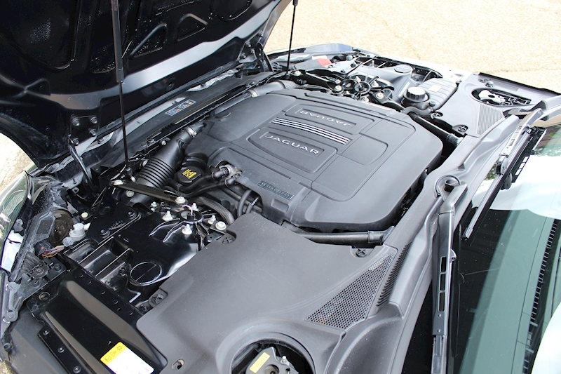 Jaguar F-Type S V6 AUTO - Large 36