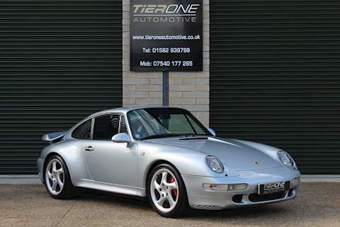Porsche 911 993 Turbo - Large 4