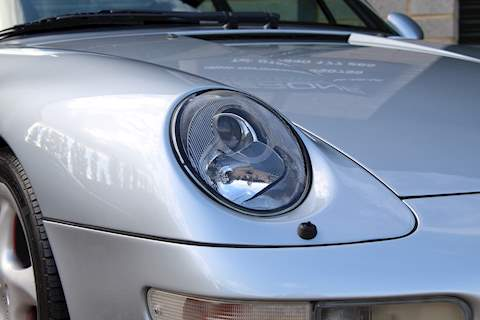 Porsche 911 993 Turbo - Large 15