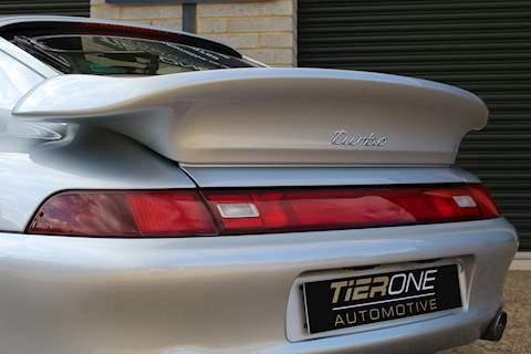 Porsche 911 993 Turbo - Large 39