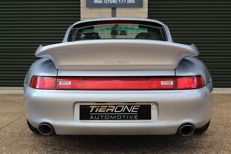 Porsche 911 993 Turbo - Large 57