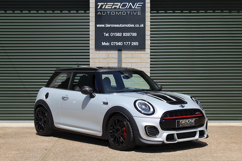 Mini Hatch John Cooper Works - Large 7