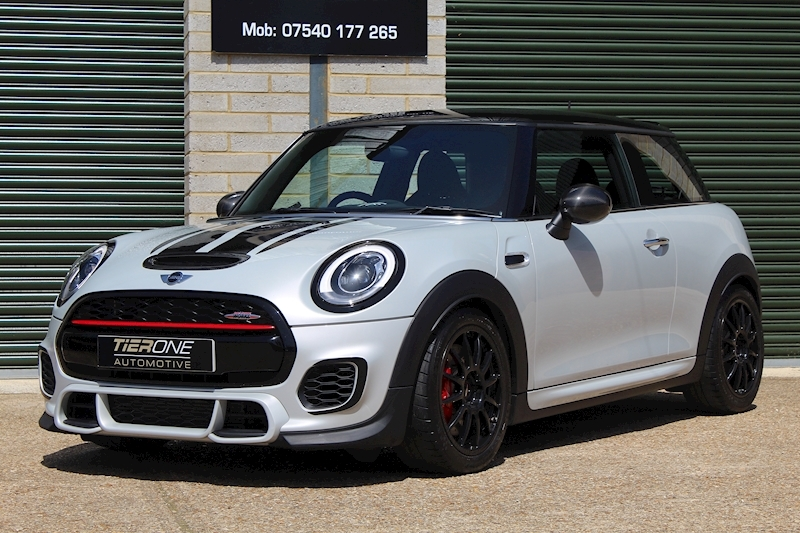 Mini Hatch John Cooper Works - Large 40