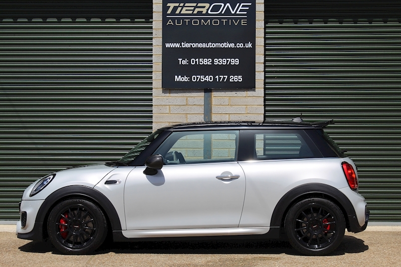 Mini Hatch John Cooper Works - Large 9