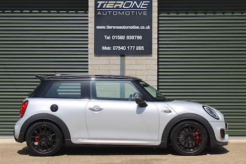 Mini Hatch John Cooper Works - Large 2