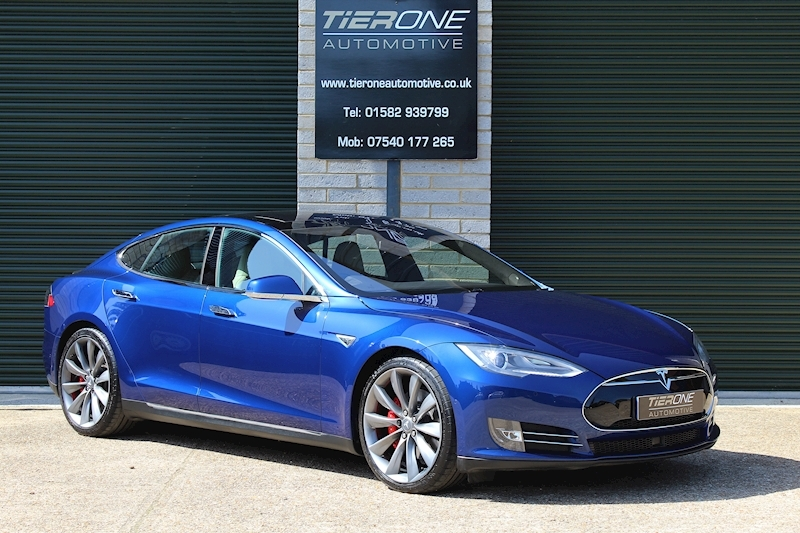 Tesla Model S P90d AWD - Large 7