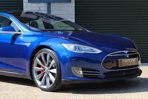 Tesla Model S P90d AWD - Large 18
