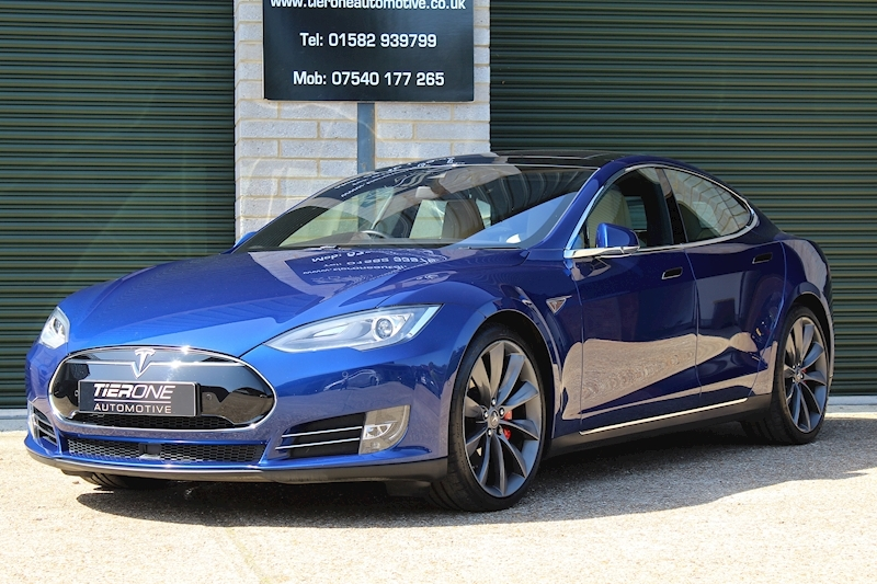 Tesla Model S P90d AWD - Large 34