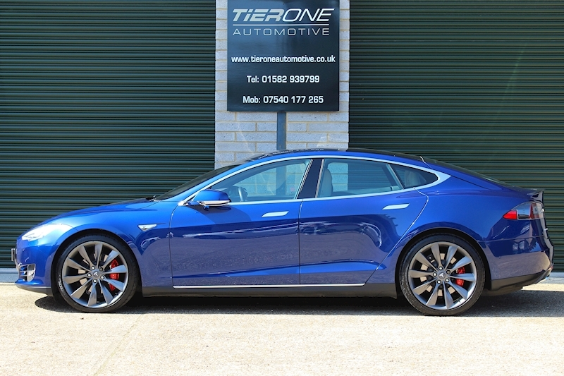 Tesla Model S P90d AWD - Large 9