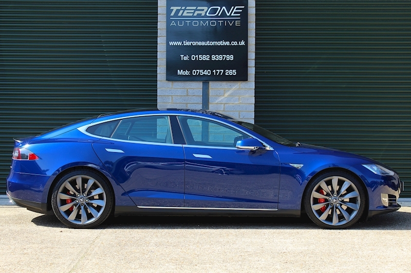 Tesla Model S P90d AWD - Large 2