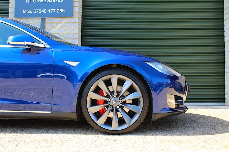 Tesla Model S P90d AWD - Large 20
