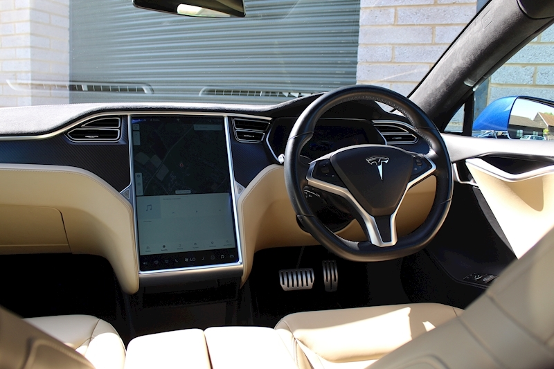 Tesla Model S P90d AWD - Large 10