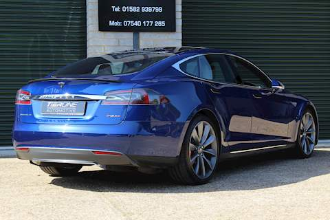 Tesla Model S P90d AWD - Large 8