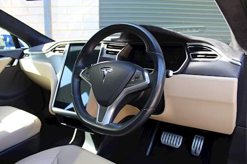 Tesla Model S P90d AWD - Large 21