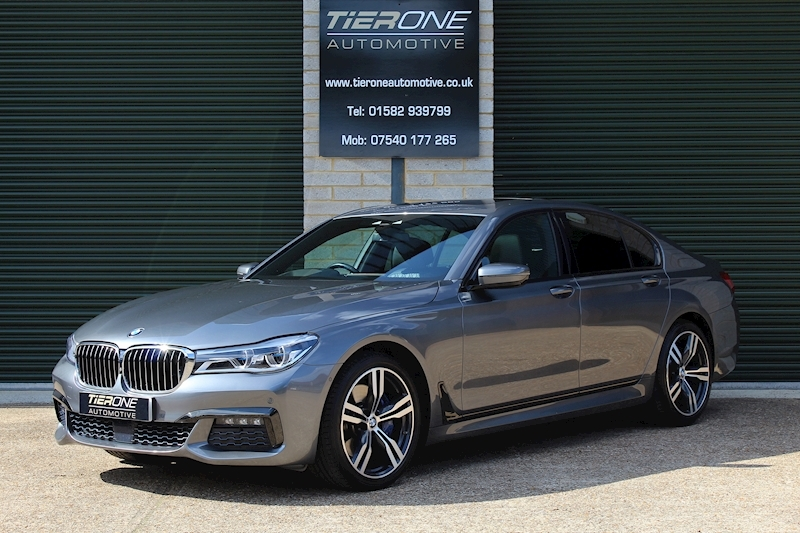 BMW 7 Series 740D Xdrive M Sport