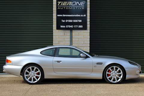 Db7 Vantage Coupe 5.9 Automatic Petrol