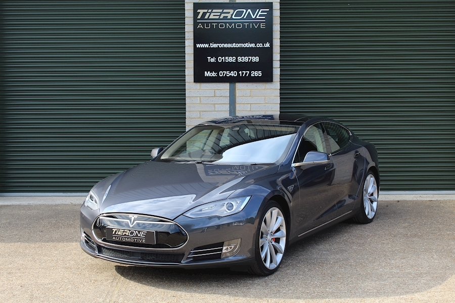 Tesla Model S P85 Performance Pack