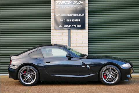 Z4M  Coupe 3.2 Manual Petrol