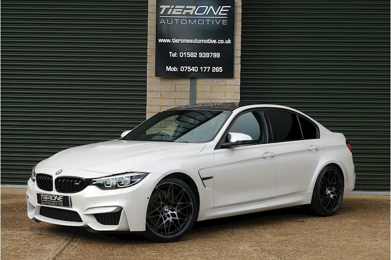 BMW M3 Competition Package - Large 39