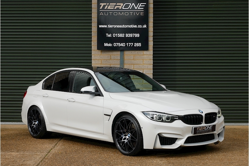 BMW M3 Competition Package - Large 7