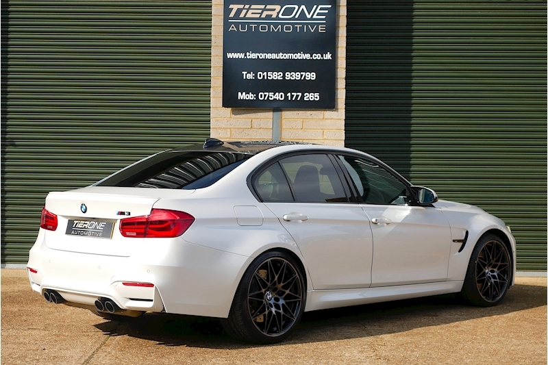 BMW M3 Competition Package - Large 1