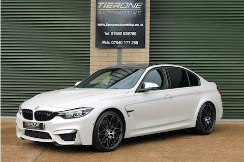 BMW M3 Competition Package - Large 0