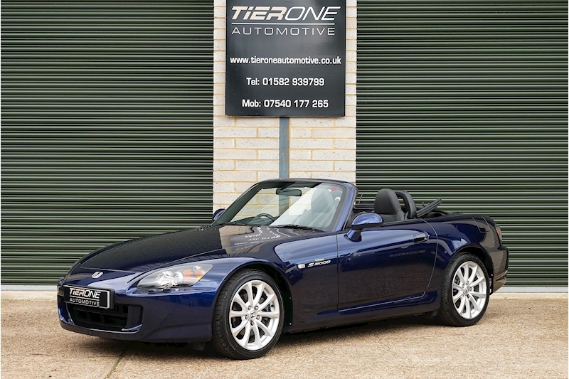 S2000 16V Saloon 2.0 Manual Petrol
