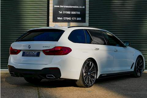BMW 5 Series 530D M Sport Touring - Large 34